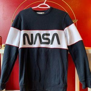 men's nasa sweatshirt